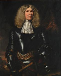 Portret van Ludolf van Steenhuys (ca. 1625-1680)
