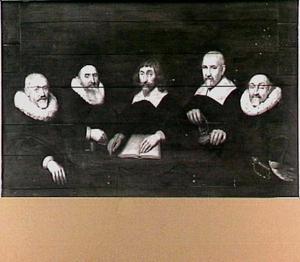 Regenten van het Tuchthuis te Middelburg, 1653