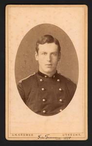 Portret van Frank de Fremery (1862-1933)