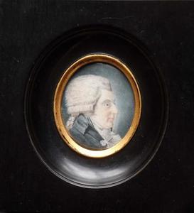 Portret van Pieter Samuel Crommelin (1765-1853)