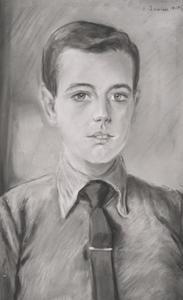 Portret van Anton Hendrik Holtz (1922-1996)