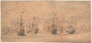 Handeling bij Bergen, 2 August 1665