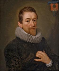 Portret van Adriaen de Lange (1597-1636)