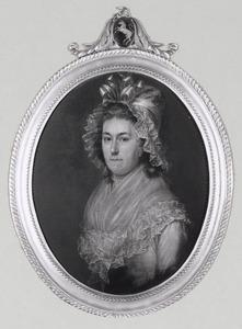 Portret van Maria Adriana van Beeftingh (1744-1828)