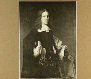 Portret van Gerrit Meerman (1627-1668)