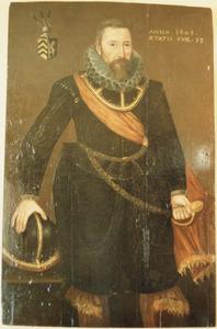 Portret van Johan van Haersolte tot de Leemcule