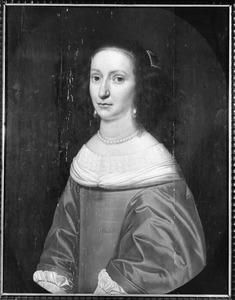 Portret van Eva Taets van Amerongen (1619-1712)