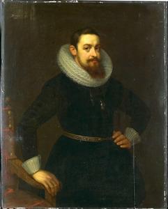 Portret van Jeremias Boudinois