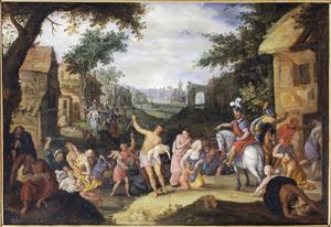 De kindermoord te Bethlehem
