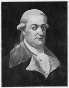 Portret van Jacob Hacksteen ( -1808)