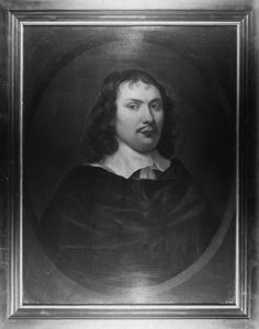Portret van Nicolaas Fagel (1620-1695)