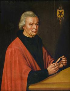 Portret van Johan Berck (?-?)