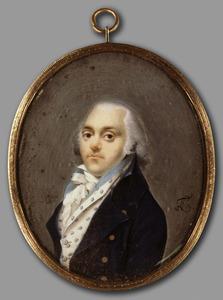 Portret van Johannes Carolus Hyacinthus van Oldeneel (1758-1810)