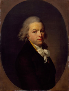 Portret van Cornelis Backer (1766-1819)