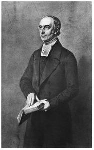 Portret van Hermann Friedrich Kohlbrugge (1803-1875)