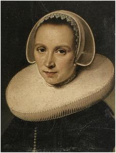 Portret van Susanna Ruts (1598-1649)