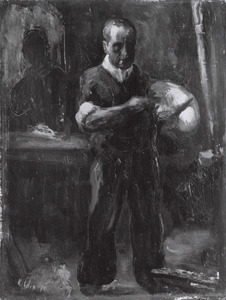 Portret van Antonius Bernardus Kelder (1894-1973)