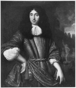 Portret van Cornelis Sprongh (1642-1706)