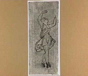 Dansende vrouwenfiguur