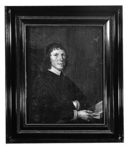 Portret van Hildebrand Pronck ( -1674)