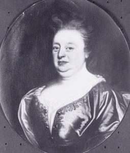 Portret van Charlotta Bacx van Oersbeek (1652- )
