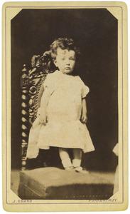 Portret van Rene Alfred Breuburg (1875- )