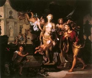 Pygmalion en Galatea (Ovidius, Metamarphosen X, 280)