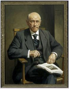 Portret van Jacob Prinsen (1866-1935)
