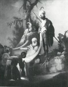 De doop van de kamerling door de apostel Philippus