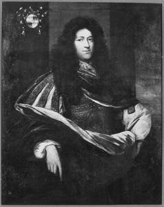 Portret van Francois van Bredehoff (1648-1721)