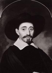 Portret van David van der Vegt