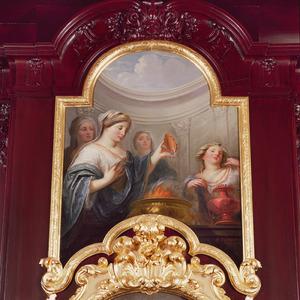 Allegorie op de godvruchtigheid