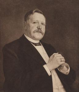 Portret van Rudolph Peter Johann Tutein Nolthenius (1851-1939)