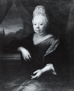 Portret van Erckenraad Berck