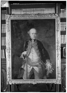 Portret van Friederich August Alexander von Wartensleben (1731-1793)
