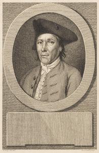 Portret van Jacob van Dijk (1745-1828)