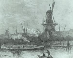 De Oude Molen van Rotterdam