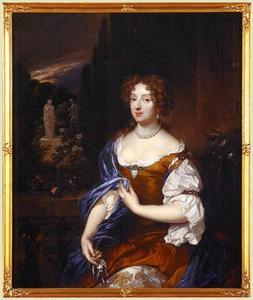 Portret van Catharina van Capelle (1655-1704)