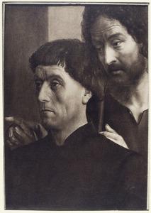 Donorportret met H. Johannes de Doper