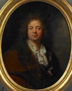 Portret van Antoine Coypel (1768-1733)