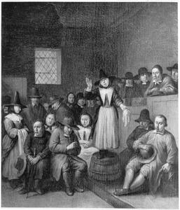 Bijeenkomst van Quakers