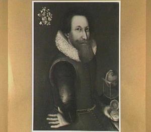 Portret van een man, waarschijnlijk Pieter d'Ablain (1564-1636)