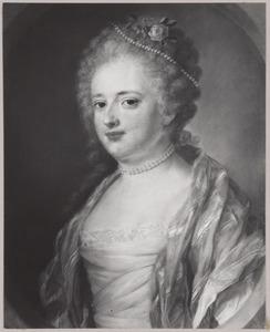 Portret van Catharina Elizabeth Metayer (1744-1800)