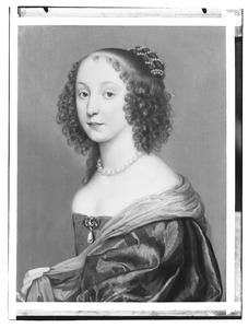 Portret van Maria Elisabeth Musch (1637-1698)