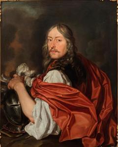Portret van Johann Jakob von Wattenwyl