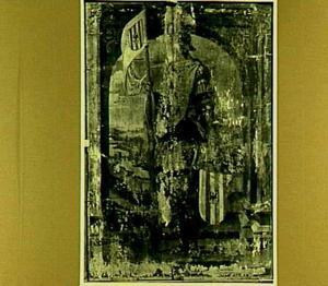 De H. Libertus (op de binnenzijde: de nederdaling van de H. Geest)