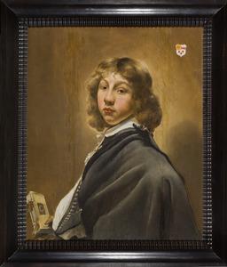 Portret van een onbekende man uit het geslacht Bor