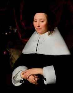 Portret van Helena Grondt