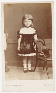 Portret van een meisje uit familie Sirtema van Grovestins
