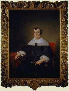 Portret van Adriana Quina (1611-1684)